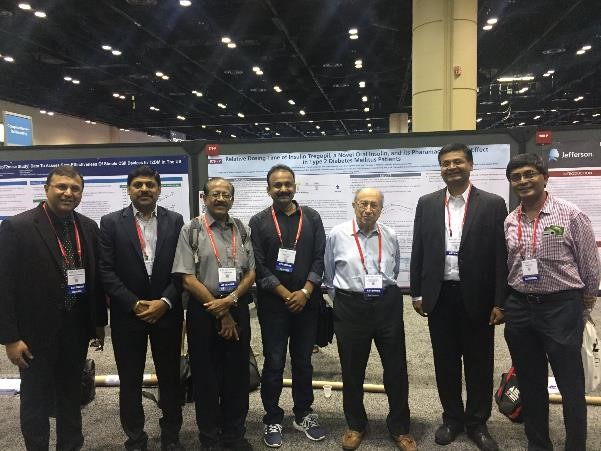 Biocon Team at #ADA2018
