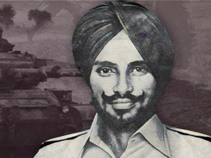 Fng Offr Nirmal Singh Sekhon